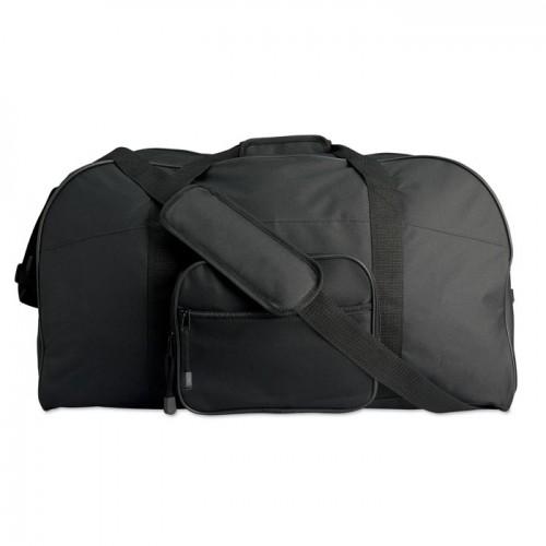 Sport or travel bag in black