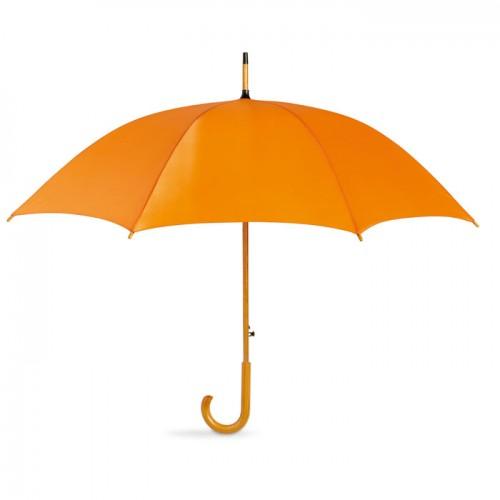23.5 inch umbrella in orange