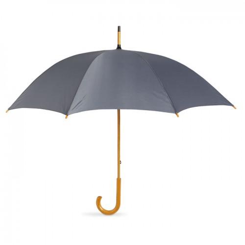 23.5 inch umbrella in grey