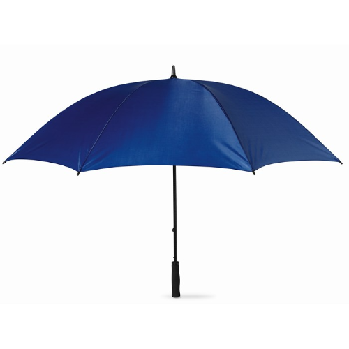 Windproof umbrella in blue