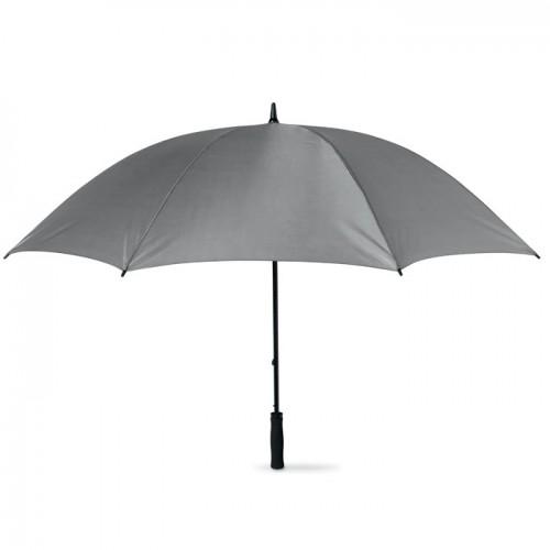 Windproof umbrella in grey