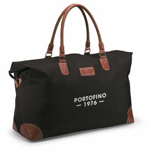 Large sports or travelling bag in brown