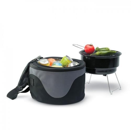 BBQ cooler bag in black
