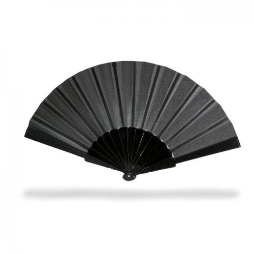 Manual hand fan                 in black