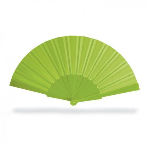 Manual hand fan                 in lime