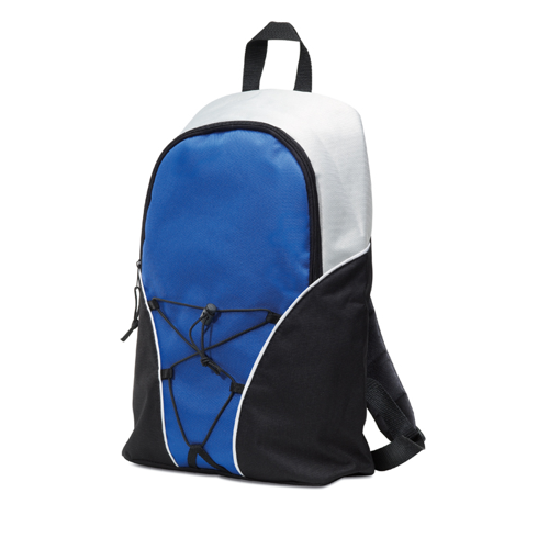 Backpack Polyester in blue