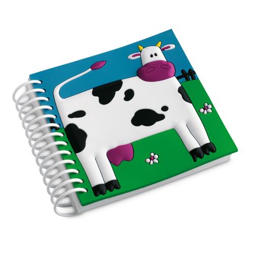 Children Notebook in white