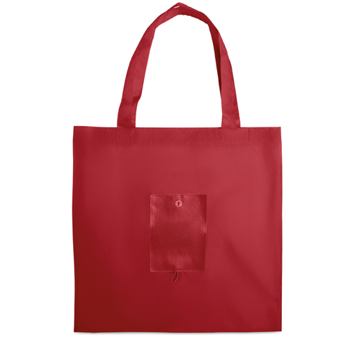 Foldable Shopping in red