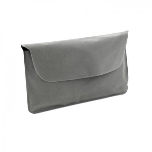 Set w/ pillow, eye mask, plugs in grey