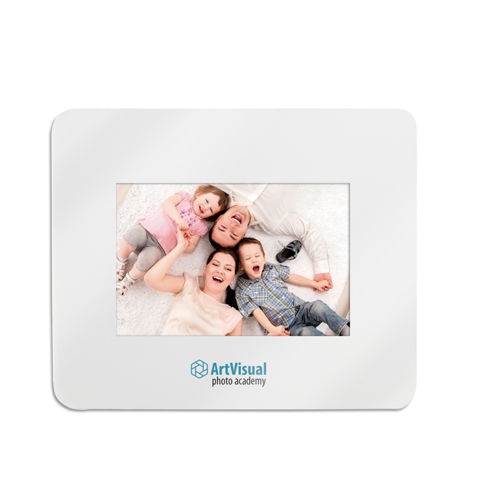 Mouse Pad With Picture Insert in