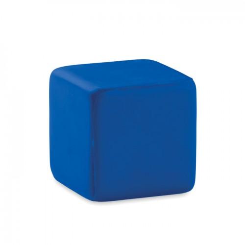 Anti-stress square in blue
