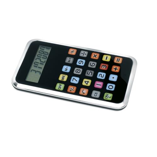 Smartphone Style Calculator in multicolour
