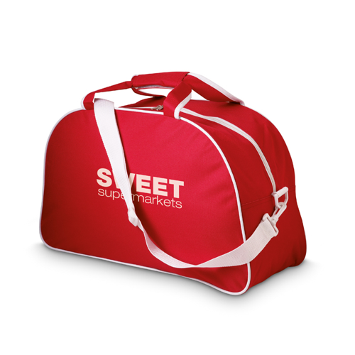 600D Polyester Sport Bag in