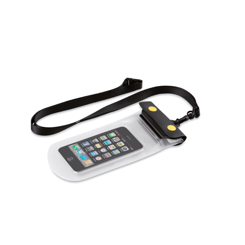 Iphone® Waterproof Pouch in transparent