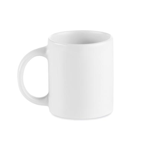 Stoneware Mug in white
