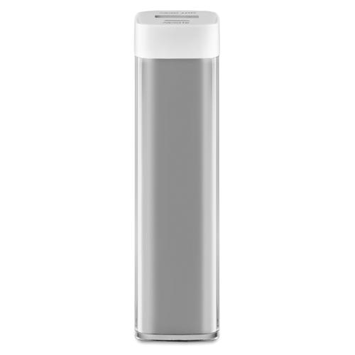 Powerbank Charging Device in matt-silver