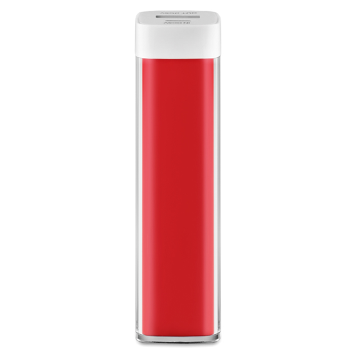 Powerbank Charging Device in red
