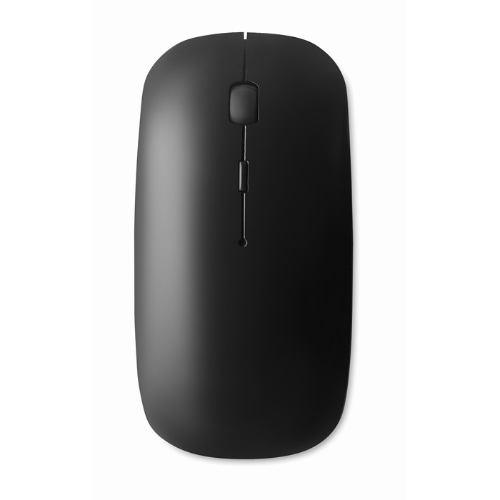 Wireless mouse in black