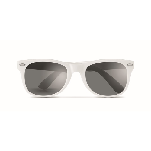 Kids sunglasses in white