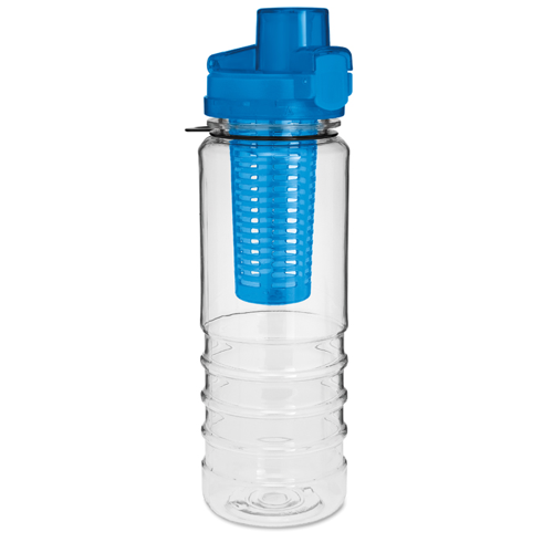 700 ml Tritan bottle in blue