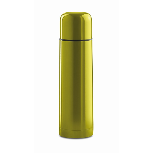 Double wall flask 500 ml        in lime