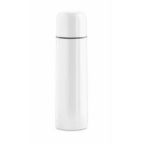Double wall flask 500 ml        in white