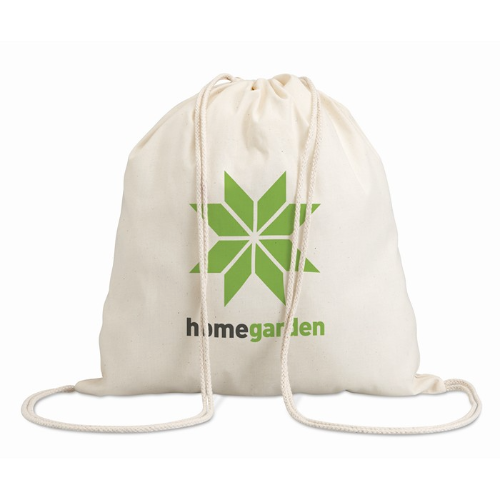 Cotton 100 Gsm Drawstring Bag in