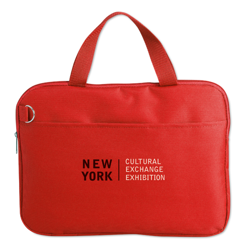 600D Polyester Document Bag in