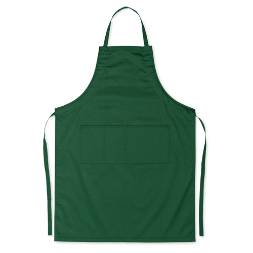 Adjustable apron                in green
