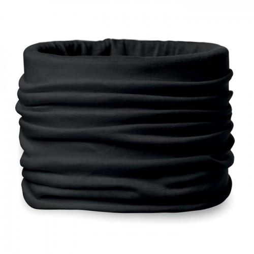 Bandana in microfiber           in black