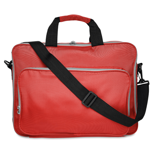 15 Inch Laptop Bag in red