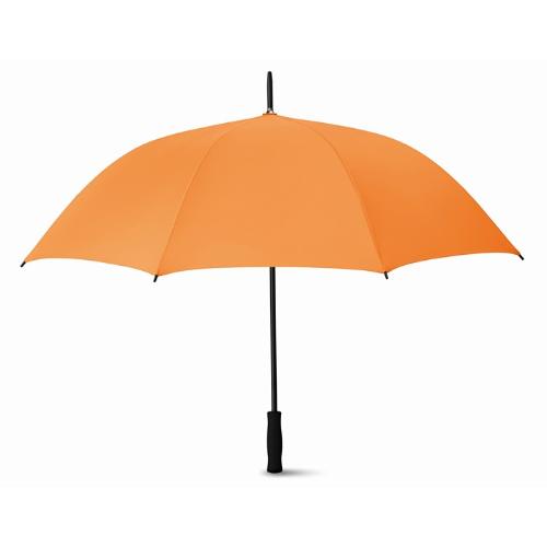 27 inch umbrella in orange