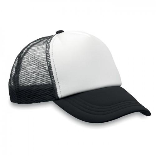 Truckers cap                    in black