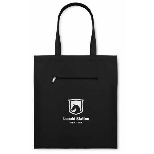 Shopping Bag In Canvas in