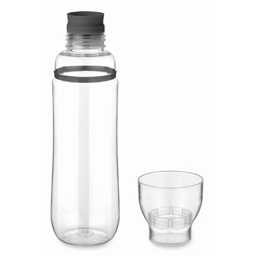 700 ml drinking bottle in white