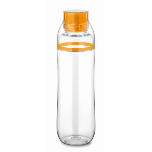 700 ml drinking bottle          in orange