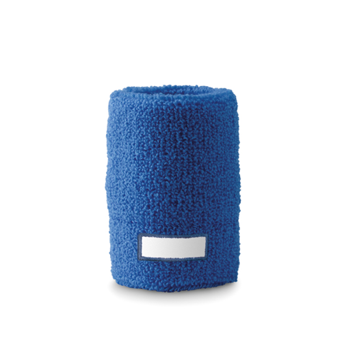 Sweat Wristband in royal-blue