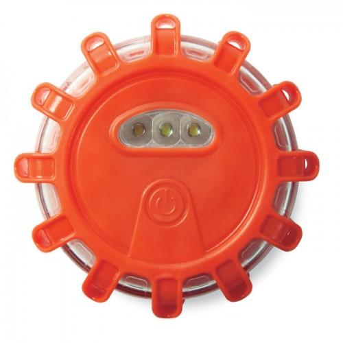 Emergency car light             in orange