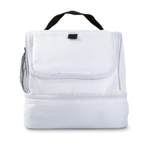 Cooler bag in white
