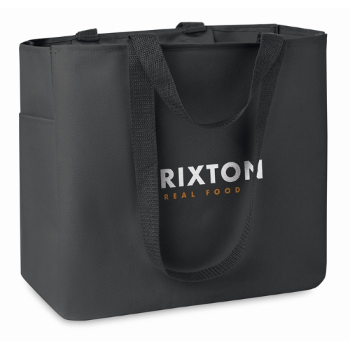 Shopping Bag In 600D Polyester in