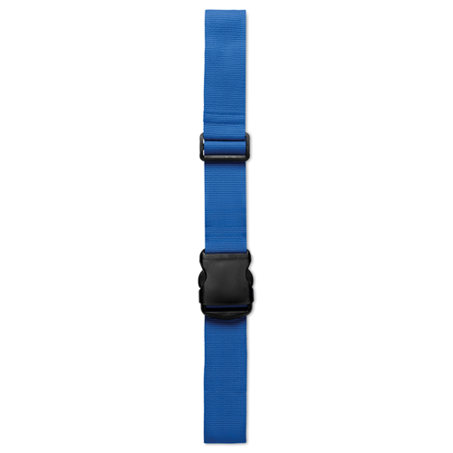 Luggage Strap in royal-blue