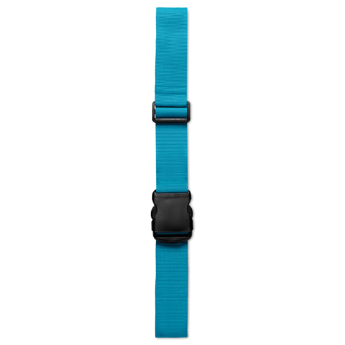Luggage Strap in turquoise