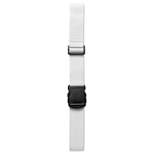 Luggage Strap in white