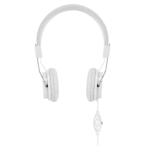 Headphones in white