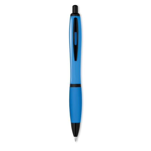 Plastic Ball Pen Rio in turquoise