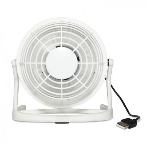 USB fan in white