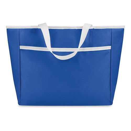 Cooler Bag/Shopping Bag in royal-blue