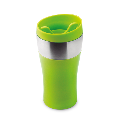 350 Ml Double Wall Mug in lime
