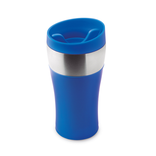 350 Ml Double Wall Mug in royal-blue
