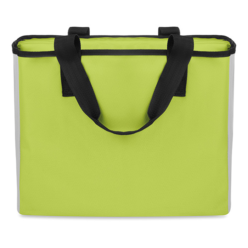 Cooler Bag 2 Compartments in lime